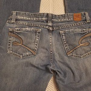 BKE Denim Star Jeans